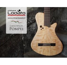 Chitarra Cavus Nylon Pompei